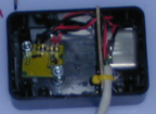 <Image of the two-axis IMU>